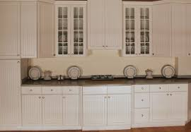 White Beadboard Kitchen Cabinets White Beadboard Kitchen Cabinet Doors Home Decor And Design