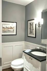 painted bathrooms ideas gray bathroom walls bathrooms with grey walls bathroom wainscoting