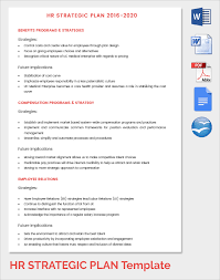 sample hr strategy 16 documents in pdf