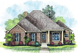 french country house plans with porches plan 14133kb two porches plus porch southern and southern