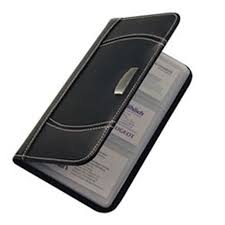 Promotional Business Card Holders Promotional Leather Business Card Holder Personalised Leather Gifts