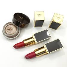 swatched tom ford le platinum cream color for eyes lip color