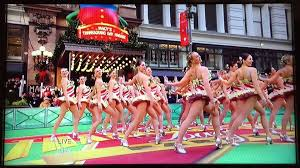 the rockettes macy s thanksgiving day parade 2015 hd