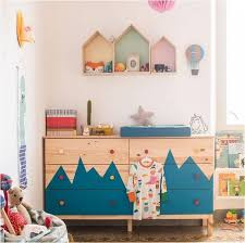 Ikea Tarva Bed Hack Mommo Design Ikea Hacks For Kids Tarva Dresser Kids Furniture