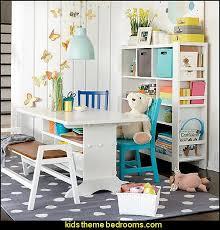 Fun Desks Decorating Theme Bedrooms Maries Manor Playrooms Alphabet