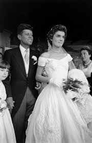 must see photos from john f kennedy and jackie kennedy u0027s wedding