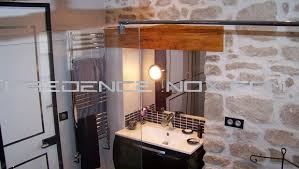 cr ence en miroir pour cuisine décoration miroir