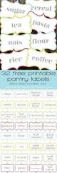 Printable Labels The 25 Best Free Printable Labels Ideas On Pinterest Printable