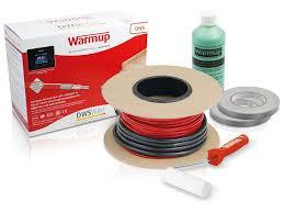 warmup loose wire underfloor heating kit
