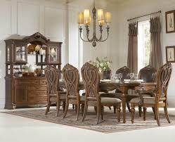 classic dining room furniture caramel finish classic dining room table w optional items