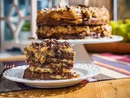 german chocolate french toast cake recipe food network