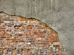 exposed brick photograph by richard gregurich