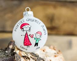 grandparent christmas ornaments ornament etsy