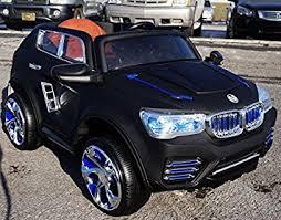 bmw x5 electric car amazon com ride on electric car bmw x5 style f0000 with