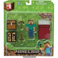 Walmart Halloween Cakes Minecraft Core Player Survival Pack Walmart Com