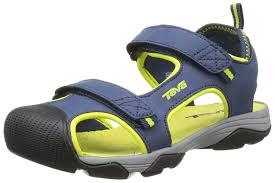 teva grey orange kids hurricane 2 size uk5 boys u0027 shoes sandals