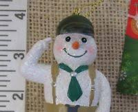 boy scouts of america christmas village trading post ebay