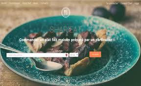 cuisiner chez soi et vendre ses plats shar eat présenté par shar eat kisskissbankbank