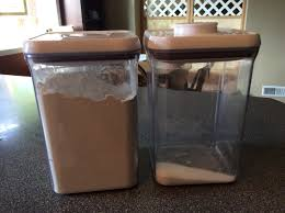 how do you store your flour and sugar food frugal forums