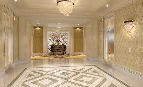 flooring designs elevator hall flooring lighting design rendering dma homes 66833