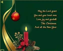 6 best images of christian christmas greetings card sayings