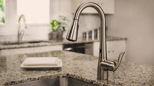 moen 7294srs arbor spot resist stainless pullout spray kitchen moen arbor kitchen faucet