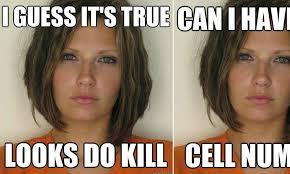 Attractive Convict Meme - attractive mugshot meme mugshot best of the funny meme