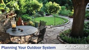 Wireless Outdoor Patio Speakers Planning Your Outdoor Speaker System Crutchfield Video Youtube