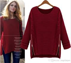 2017 fall winter s sweaters fashion plus size pullover