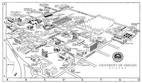 map of oregon house of oregon cus maps architecture of the