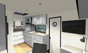 Motorhome Custom Interiors Mcm Design Custom Motorhome Design