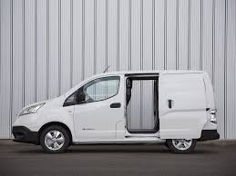 nissan commercial van nissan e nv200 becomes best selling electric van in europe
