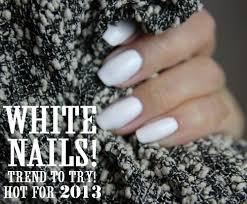 white nail polish trend kaka beauty blog