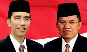 profil jokowi dan jk sah jokowi jk resmi jadi presiden dan wapres ri liputan islam