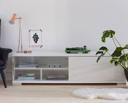 asti media stand storage scandinavian designs