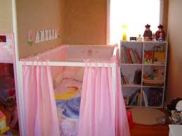 Ikea Pink Curtains Enchanting Ikea Kura Bed Curtains Kura Bed Tent With Curtain Ikea