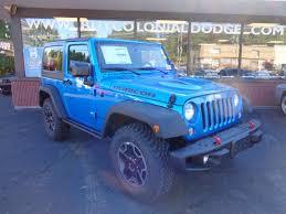 jeep wrangler blue 2016 jeep wrangler rubicon in hydro blue pearlcoat for sale in