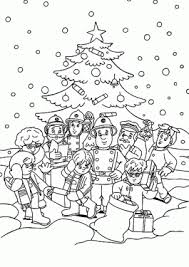 fireman sam cartoons coloring pages archives coloring 4kids