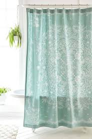 Seafoam Green Window Curtains by New Teal White Chevron Microfiber Shower Curtain Polyester Machine