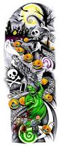 top 10 halloween tattoo designs nightmare before christmas