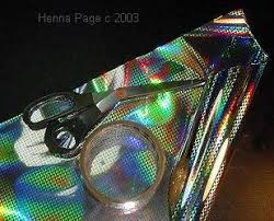 mylar wrapping paper the henna page how to make a mylar or cellowrap cone for henna