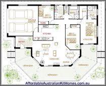 Shouse House Plans House Ultra Modern House Plans Designs