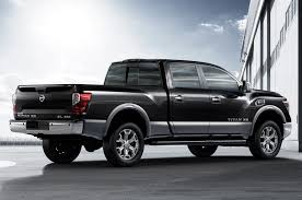 nissan pickup 2015 nissan planning three titan xd show trucks for sema 2015