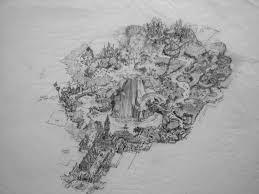 11 best theme park layouts images on pinterest disney parks