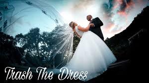 nosso trash the dress casandoem30dias youtube