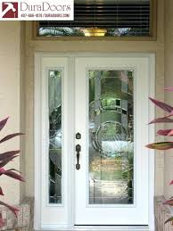 Front Door Side Curtains by Front Door With Sidelights Glass Front Door Sidelights Let39s See