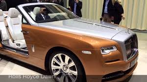 roll royce orange 2016 geneva motor show rolls royce dawn wraith black badge