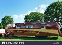 Luxury Caravan by Large Luxury Caravan Stock Photo Royalty Free Image 75075875 Alamy