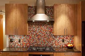 Outlet Covers For Glass Tile Backsplash by Incredible Kitchen Backsplash Mosaic Accent Of Glass Mosaic Blend