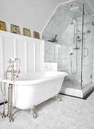 Marble Bathroom Showers Pretty Marble Bathroom Showers Contemporary Bathroom With